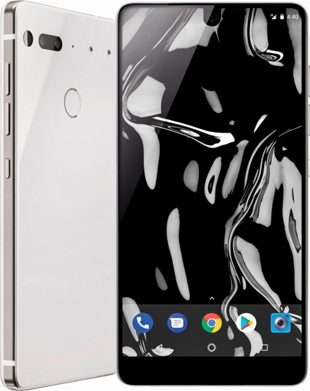 more photos 854c8 8a256 Essential Phone Android Flagship Receives a $100 Price Cut At Best ...