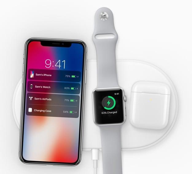 iphonex charging dock pods