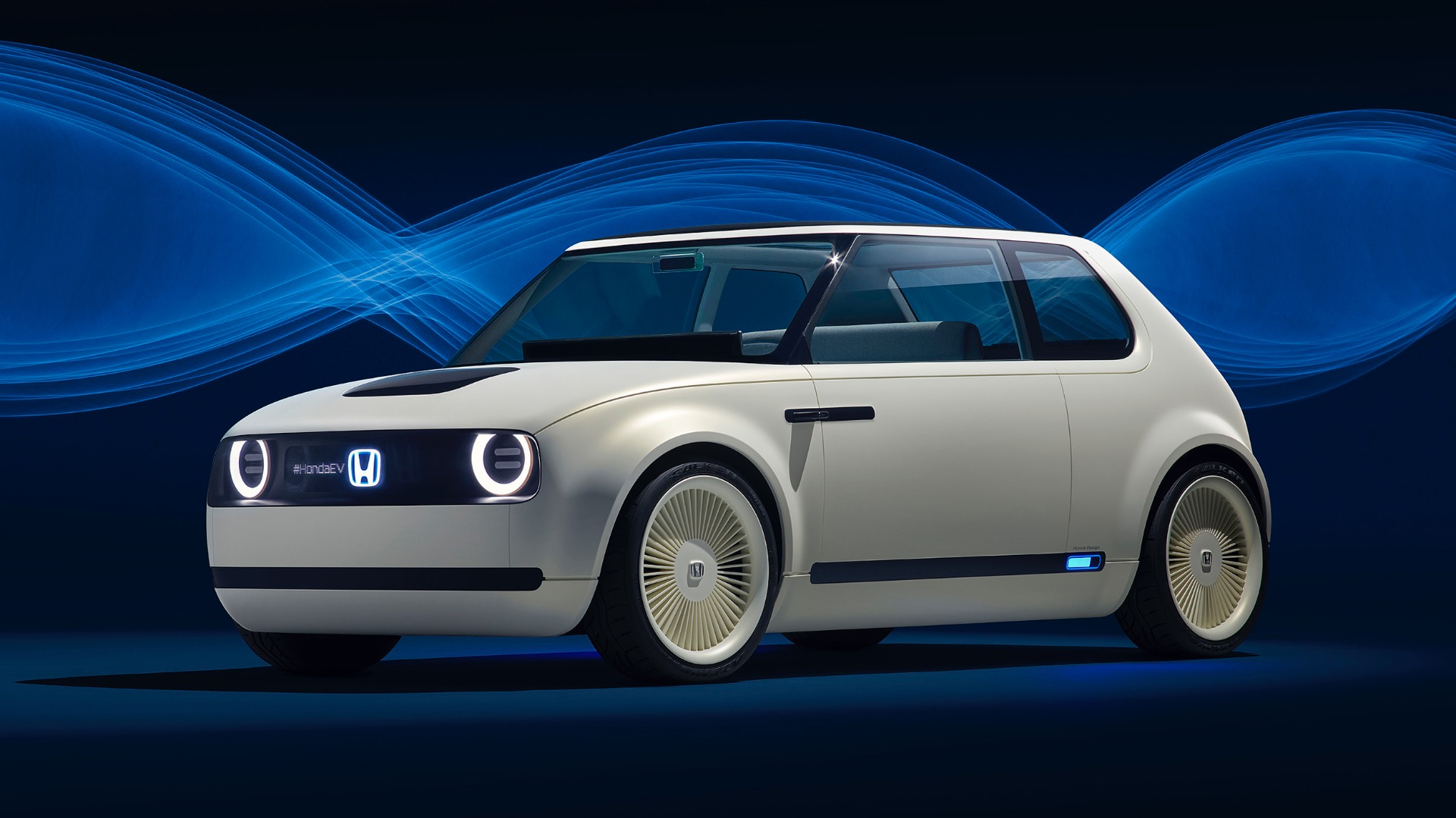 Honda Sports EV Concept Is An Electrifying Sports Car For A Connected Future