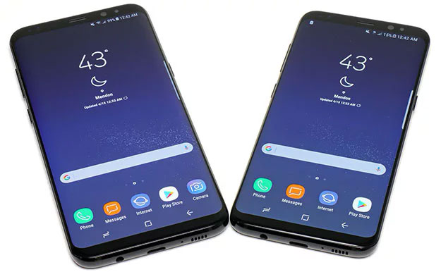 Samsung Galaxy S8 Phones