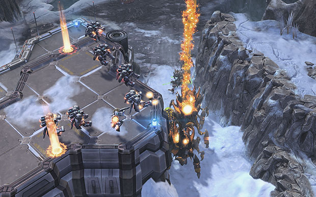 Blizzard's StarCraft 2 Adopting Free-to-Play Model Later