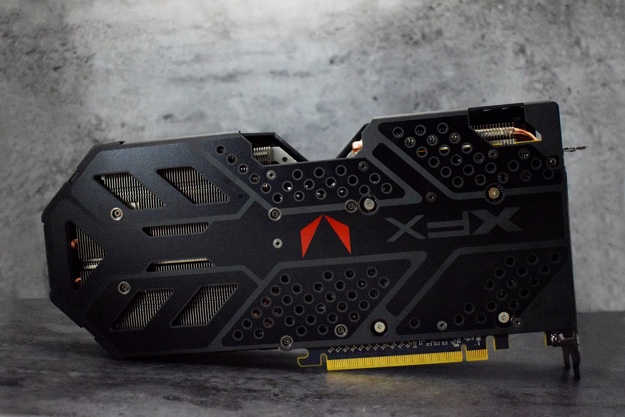 XFX Teases Radeon RX Vega Card With Custom PCB And Dual Fans
