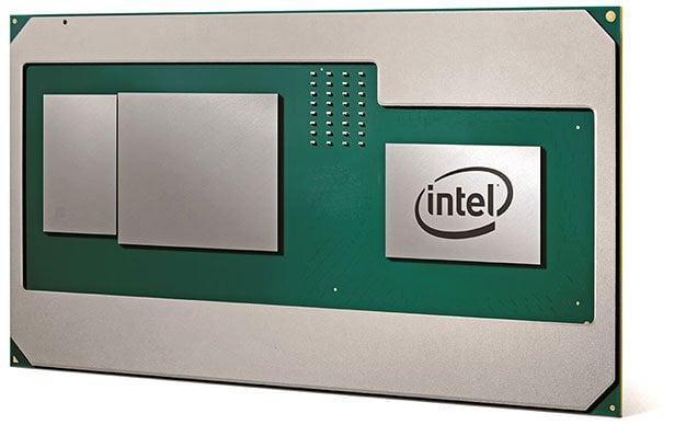 Intel 8th Gen CPU discrete graphics 2
