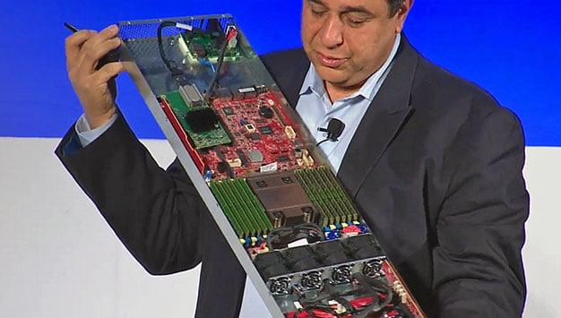 Qualcomm Centriq 2400 Single Socket Server