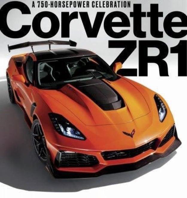 2019 Corvette ZR1 Leak Confirms Outrageous 750 Horsepower