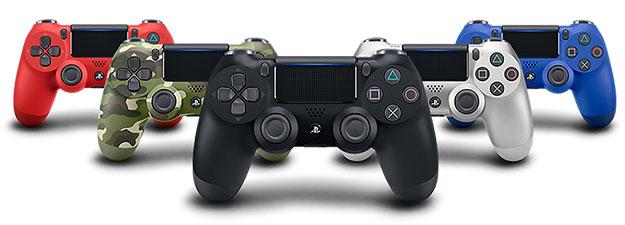Sony DualShock 4 Wireless Controllers