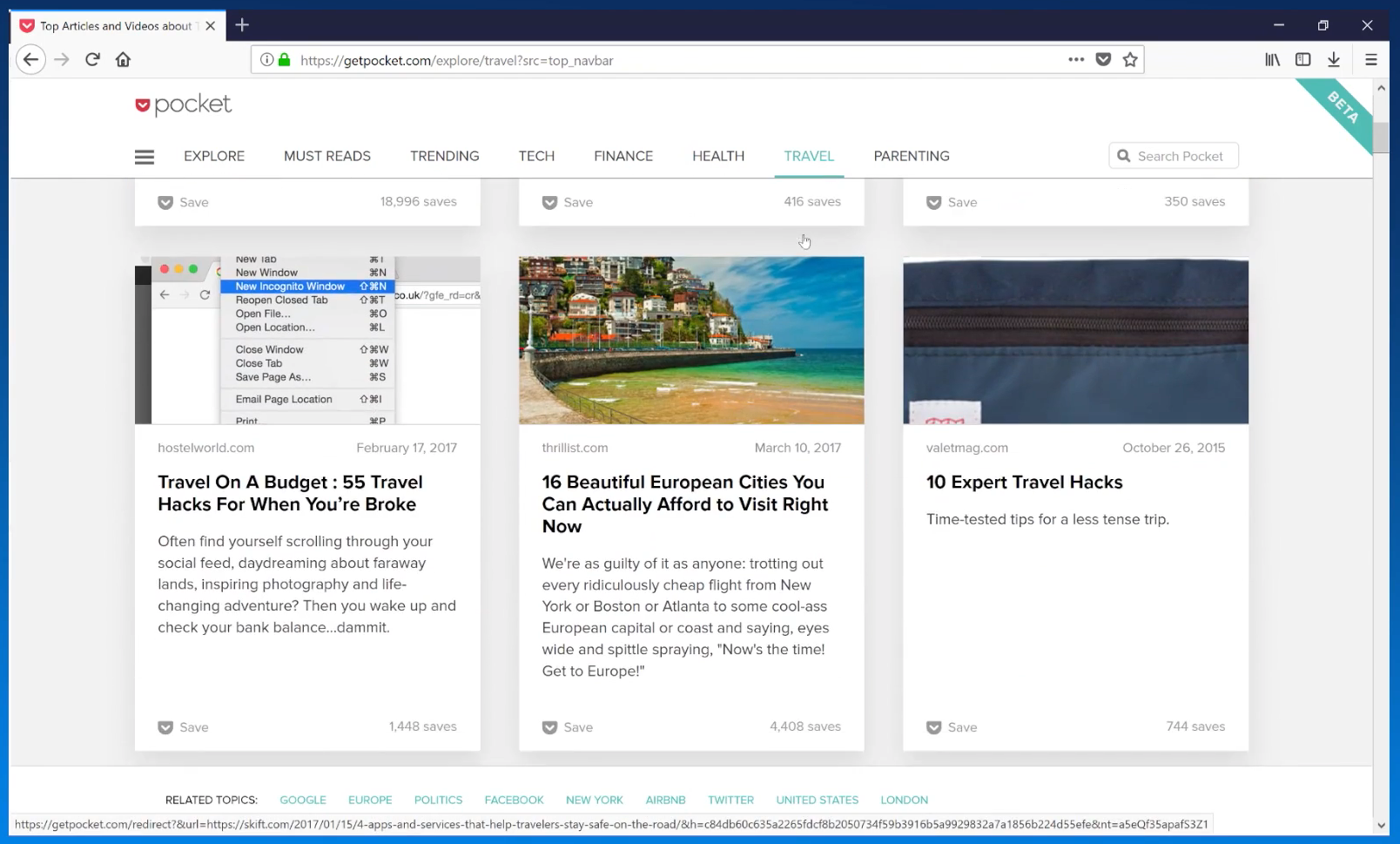 Firefox Quantum Targets Google Chrome With 2x Faster Browser Engine And Slick UI Overhaul