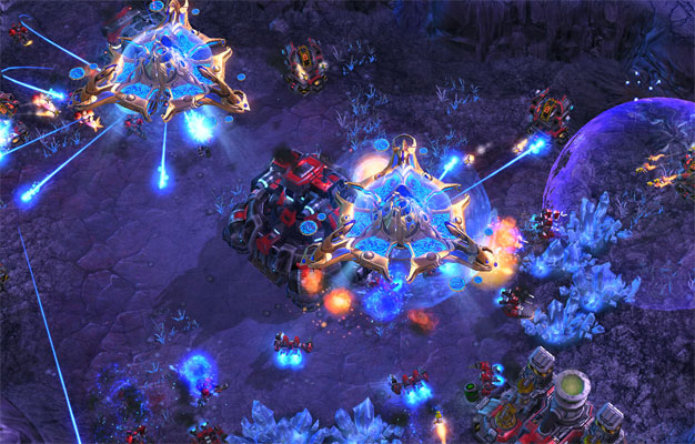 download game starcraft 2 for android