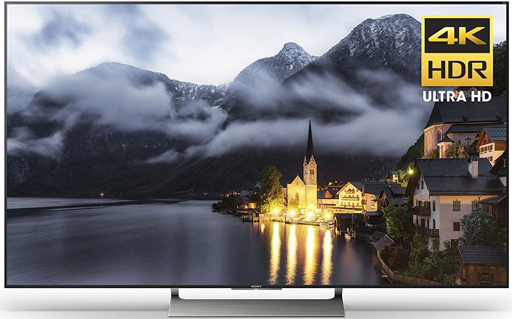 Sony 4K TV