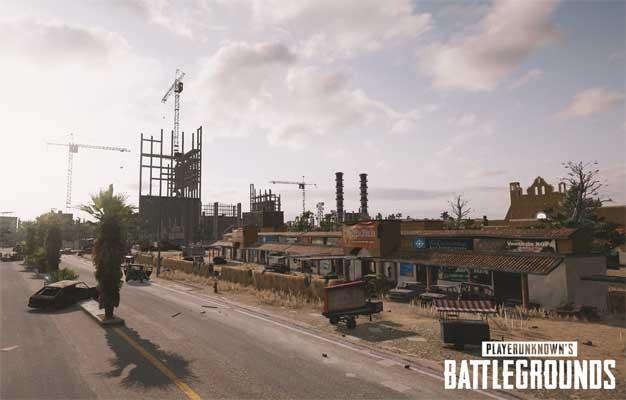 Playerunknown S Battlegrounds Desert Map: NVIDIA Offers A Sneak Peak At PUBG's New Desert Map