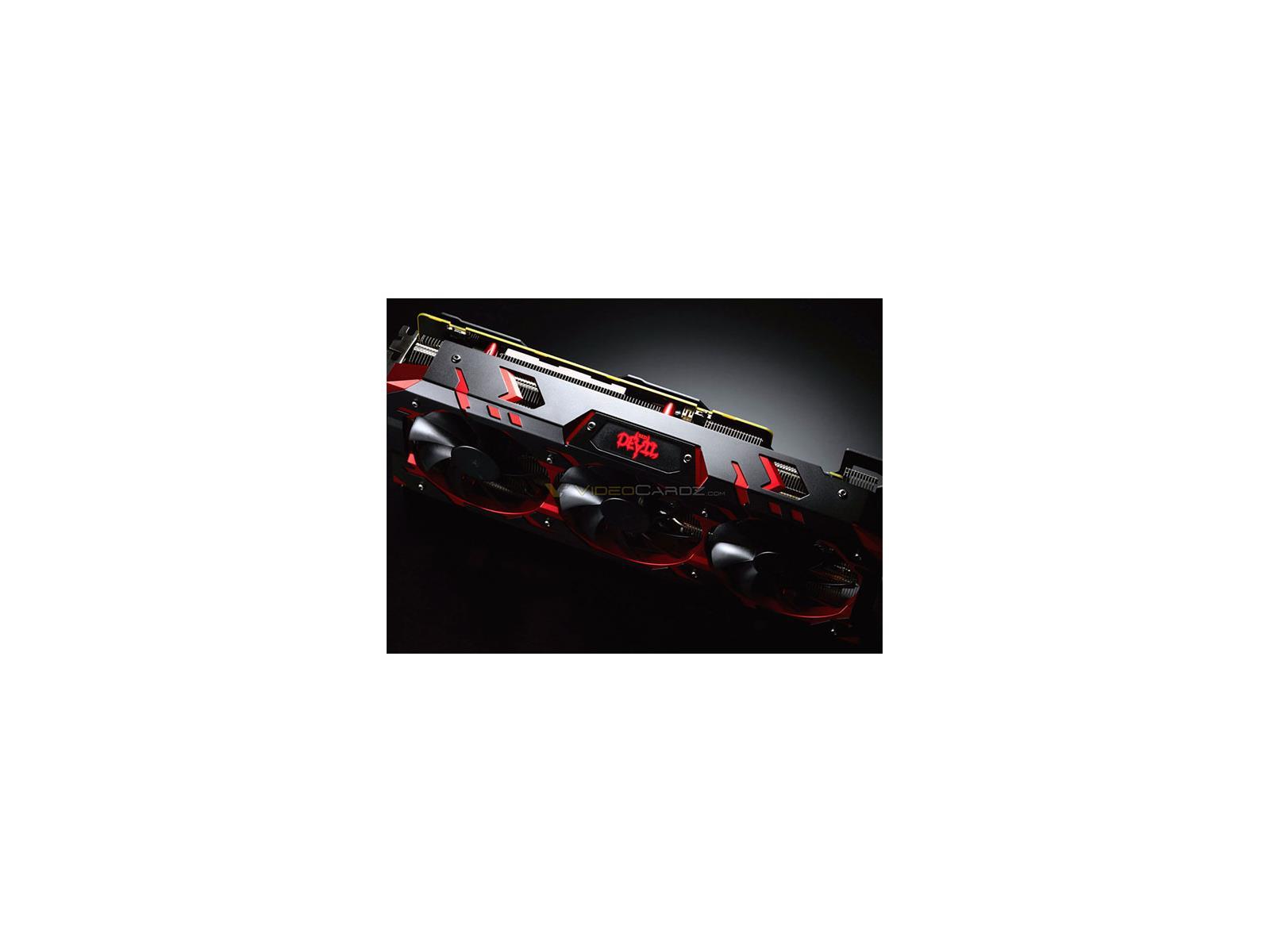 Powercolor S Custom Amd Radeon Rx Vega 64 Red Devil Leaks Hothardware