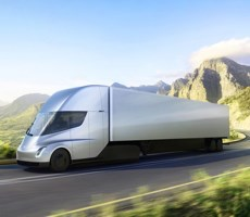 Walmart Has Reserved Tesla Semi Electric Trucks For Its North American Shipping Operations