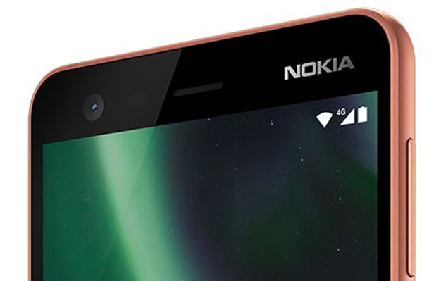 nokia 2 copper front