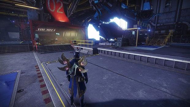 Destiny 2 Emptiness