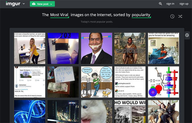 Hackers stole information from 1.7 million Imgur accounts in 2014