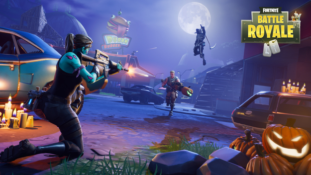 Epic Games Sues 14 Year-Old Fortnite Cheater Drawing The