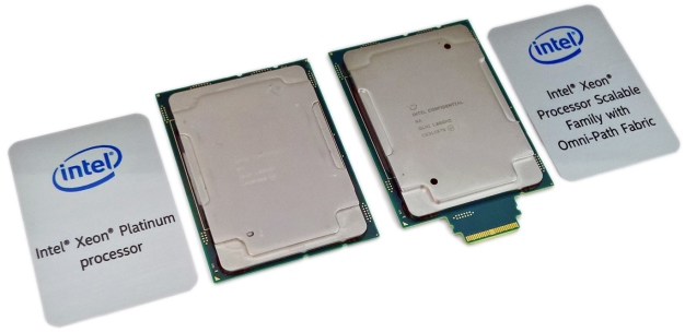 Intel Pits Xeon Scalable Against AMD EPYC In Server