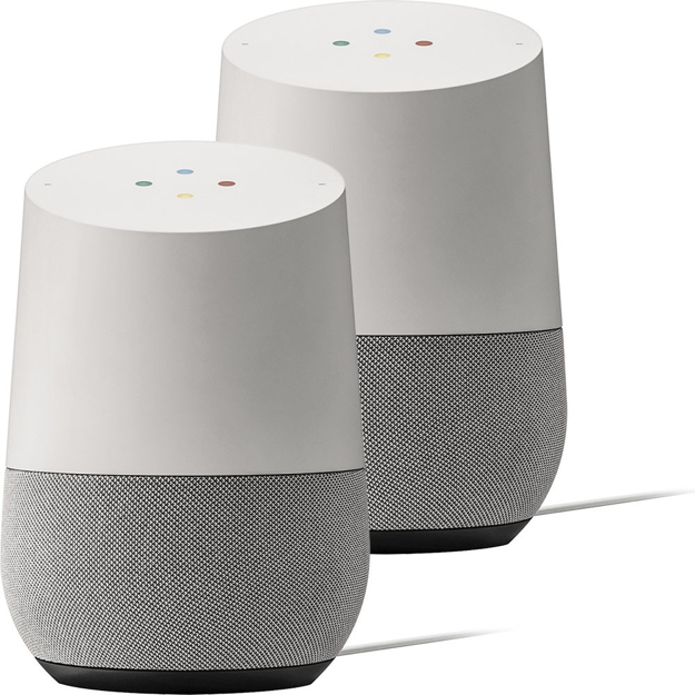 googlehome two pack