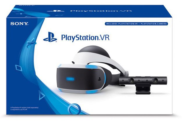 PlayStation VR trial launches, 1400 headsets snapped up