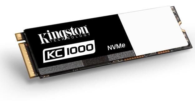KC1000 SSD M 2