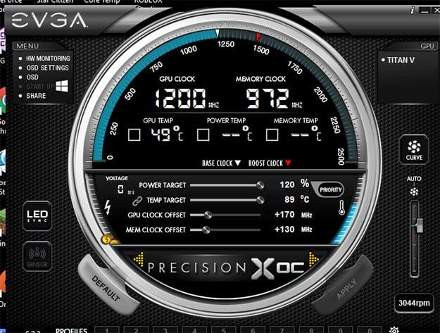 EVGA Precision X OC