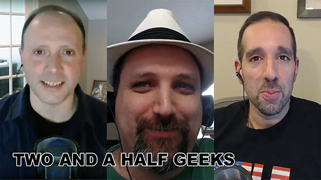 HotHardware Two And A Half Geeks Webcast 626px