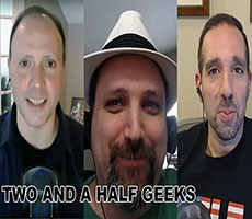 Two And A Half Geeks 12/12/17: Titan V, HP Spectre x360, Snapdragon Laptops, Ryzen Mobile, Kaby R And More!