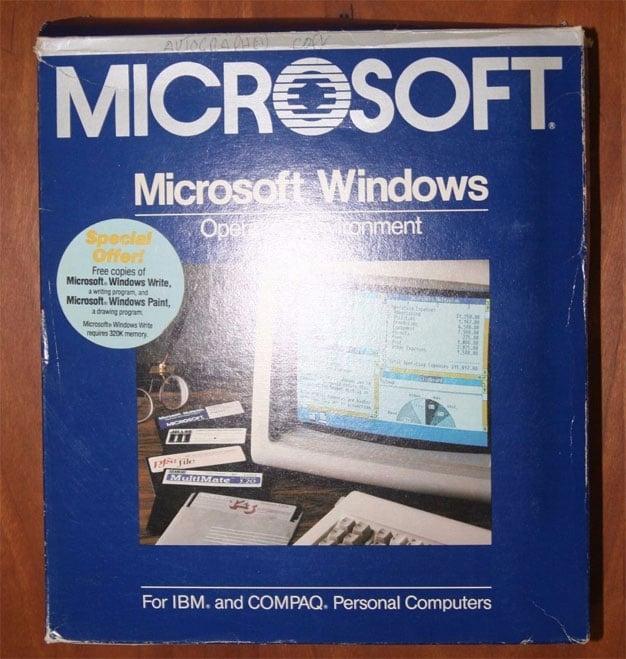 windows 1 box
