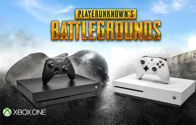See what PUBG looks like on Xbox One vs