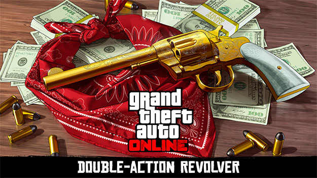 GTA Online Lets You Unlock a Red Dead Redemption 2 Weapon