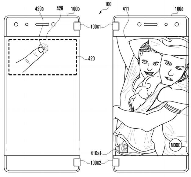 galaxy patent control