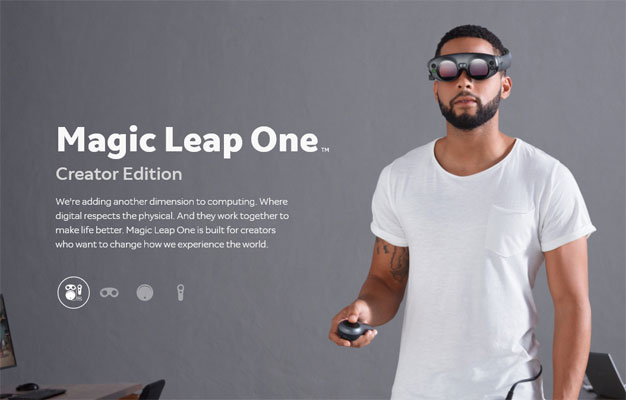 magic leap one creator edit