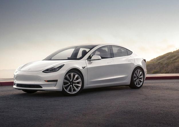 Tesla pushes