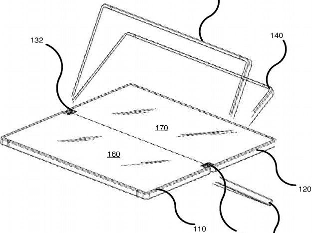 Microsoft Patent Andromeda