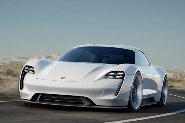 Porsche releases official power outputs for Mission E concept
