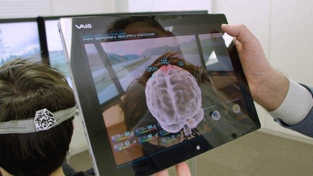 nissan brain car screen
