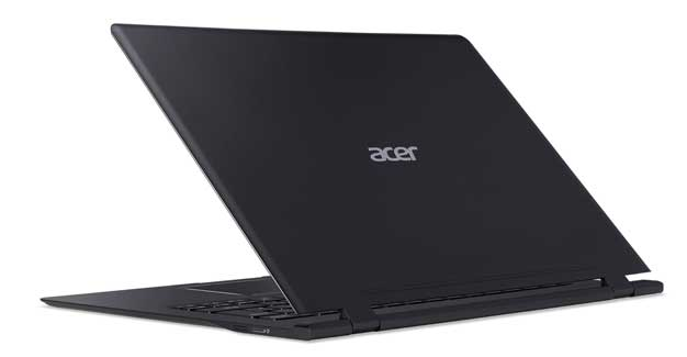 Acer Swift 7 left fac