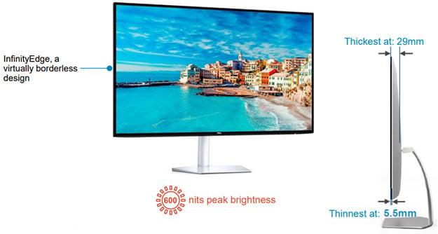 Dell Ultrathin Monitor