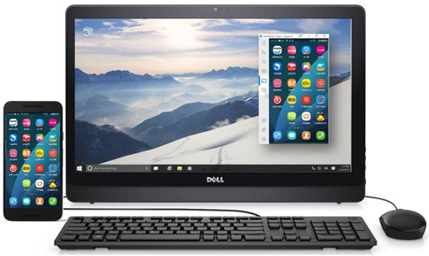 Dell Mobile Connect Syncs Android and iOS Devices With Dell PCs