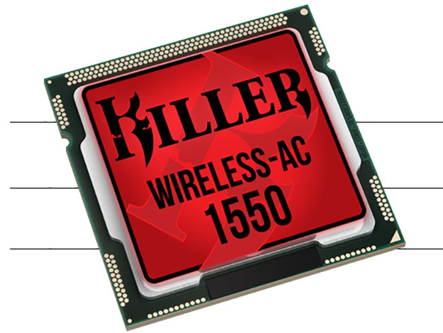 Killer Wireless 1550