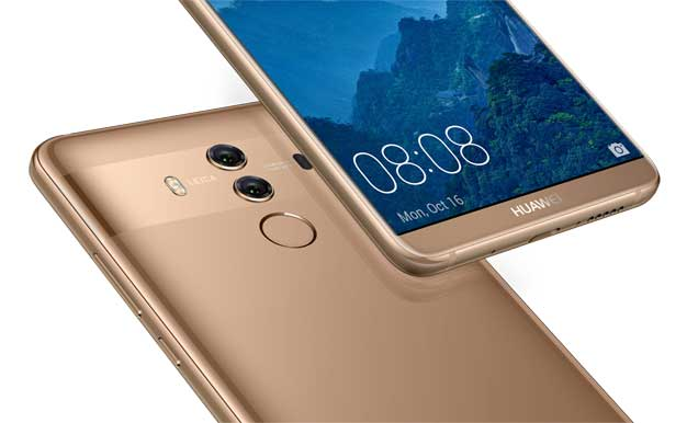 Huawei Mate 10 Pro To Be Sold Via Major Retailers In U S