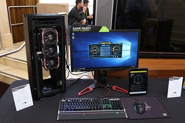 Zotac Amp Extreme Gaming PC