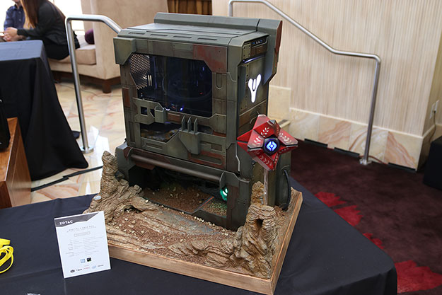 Zotac Destiny 2 Case