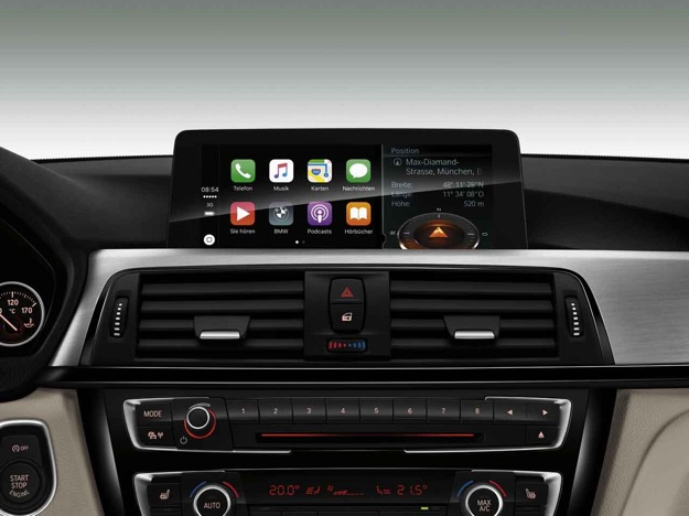 bmw carplay 2