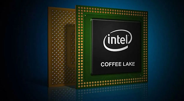 Intel Coffee Lake Chips