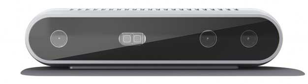 intel camera D415