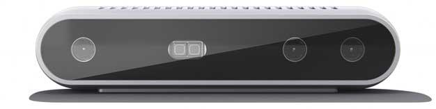 intel camera d400