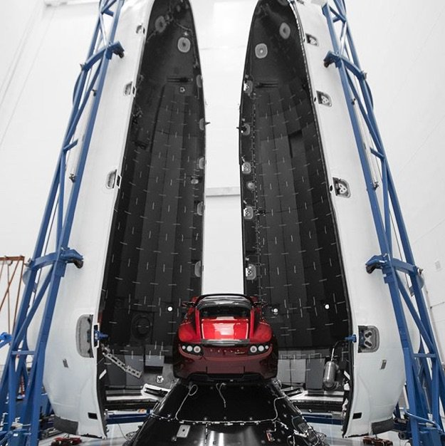 spacex tesla 2