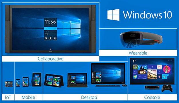 Windows 10 Core Devices