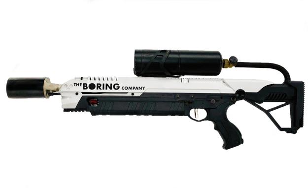 Boring Company Flamethrower 2